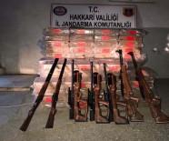 DERECIK - 66 bin 250 adet av tüfeği fişeği ele geçirildi