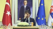 BAŞMÜZAKERECI - AB Bakanı Çelik, AB Düşünce Grubu'nu Kabul Etti