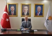 İSMAIL BILEN - AK Parti'li Mersinli'den Bilen'e Tebrik