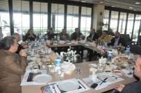 ÖMER ÖZCAN - Akçakoca Turizm Derneği Basın Mensuplarını Ağırladı