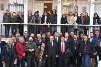 Albayrak Açıklaması 'Tüm Gazetecilerin Günü Kutlu Olsun'