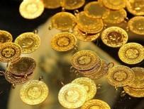 ENFLASYON RAKAMLARI - Çeyrek altın ve altın fiyatları 11.01.2018