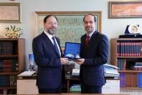 İSLAM BIRLIĞI - Amerikan İslam İlişkileri Konseyi Başkanını Kabul Etti