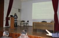 SAĞLIĞI MERKEZİ - Artvin'de 'Şarbon' İle İlgili Bilgilendirme Toplantısı
