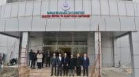 AHMET DEMIRCAN - Atakum Hastanesi Pazartesi Hizmete Başlıyor