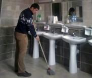 BILGE AKTAŞ - Avrupa Şampiyonuna Temizlik Yaptırılıyor İddiası