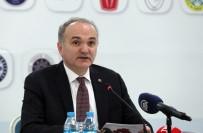 BİLİM SANAYİ VE TEKNOLOJİ BAKANI - Bakan Özlü: Teknolojide bir Türk gücü ortaya koyacağız
