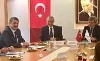 Başkan Akın, BAKKA Toplantısına Katıldı