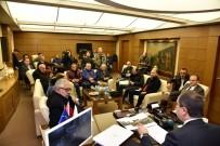 TAŞERON FİRMA - Başkan Aksu Açıklaması 'Ya Bu İşi Adam Gibi Yapacaklar Ya Da Bu Şehirde Kazı Yapmayacaklar'
