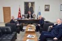 Başkan Albayrak, Ulaştırma İstanbul Bölge Müdür Yardımcısını Ağırladı