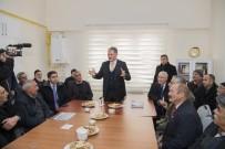 ASBEST - Başkan Çakır, MASKİ Çalışmalarını İnceledi