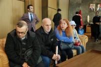 KALDIRIMLAR - Başkan Karadeniz Görme Engelli Vatandaşları Ağırladı