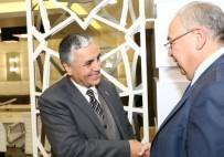 Başkan Kutlu CHP Heyetini Kabul Etti