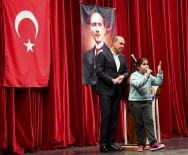ARIF NIHAT ASYA - 'Bayrak' Şiirini En Güzel Okuyan Öğrencilere 175 Bin Lira Para Ödülü