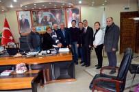 MEMUR - Bem Bir-Sen'den Bayırköy Belediyesi'ne Ziyaret