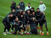 AHMET NUR ÇEBİ - Beşiktaş'ta Hazırlıklar Devam Ediyor