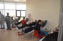 KÖK HÜCRE - Besni Devlet Hastanesinden Kızılay'a Kan Ve Kök Hücre Bağışı