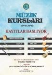 ŞEYH EDEBALI - Bilecik Belediyesi Müzik Kursları Kayıtları Başladı