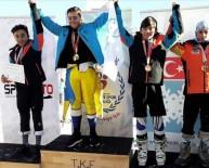 CEVDET YILMAZ - Bingöllü Kayakçı Türkiye 2'İncisi  Oldu