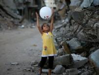 İNSAN HAKLARI ÖRGÜTÜ - Filistin'deki gösterilerde 2 çocuk şehit oldu
