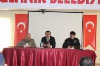 MÜFTÜ VEKİLİ - Bulanık'ta Güvenlik Toplantısı