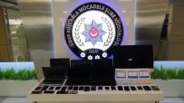 DİZÜSTÜ BİLGİSAYAR - Çaldıkları Parayla Alem Yapan Bilgisayar Korsanları Böyle Yakalandı