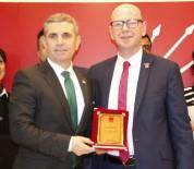 DEVİR TESLİM - CHP Balıkesir İl Başkanı Serkan Sarı Göreve Başladı