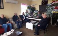 CHP Besni Teşkilatı Başkanları Ve Gazetecileri Unutmadı