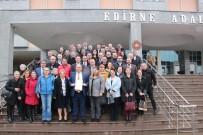 CHP Edirne İl Başkanı Pekcanlı Mazbatasını Aldı