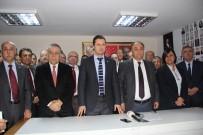 ALİ GÜVEN - CHP İzmir'in Yeni Başkanı Yücel, Görevi Devraldı