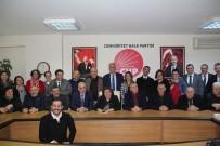 CHP Trabzon İl Başkanlığında Devir Teslim Töreni