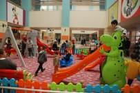 NASREDDIN HOCA - Çocuk Hastanesine Oyun Parkı