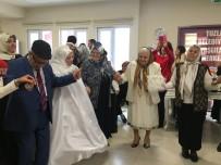 TUZLA BELEDİYESİ - Damat 82, Gelin 78 Yaşında Nikah Tazeledi