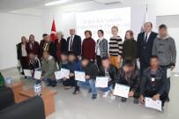 DENETİMLİ SERBESTLİK - Denetimli Serbestlikten Yararlanan Hükümlülere İlk Yardım Eğitimi Verildi