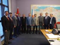 YıLMAZ ÖZ - Didim AK Parti'de Cengiz Bayar Dönemi