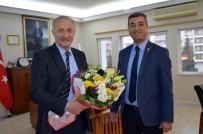 SOSYAL DEMOKRAT - Didim CHP'nin Yeni Yönetiminden Protokol Ziyaretleri