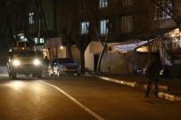Diyarbakır'ın Arka Sokaklarında Hava Destekli Asayiş Uygulaması