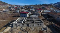 SOSYAL TESİS - Dulkadiroğlu Belediyesi'nden Başdervişli Mahallesi'ne Sosyal Tesis
