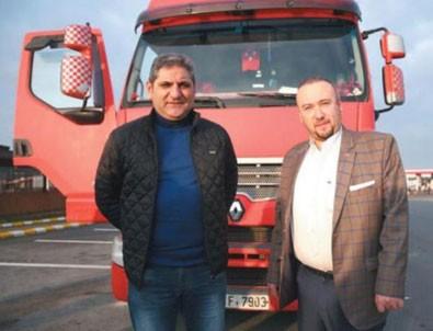 Dün kamyon şoförüne saldıran CHP, bugün kamyon şoförlerinin hakkını arıyor