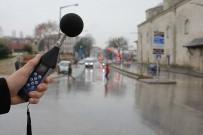 GÜRÜLTÜ HARİTASI - Edirne'nin Gürültü Haritası Hazırlanıyor
