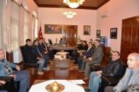 BEDEN EĞİTİMİ - Edremit'te 'Sporda Yetenek 10'La Gelecek Projesi'' İşbirliği Toplantısı