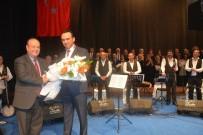 FARUK GÜNAY - Efeler Belediyesi TSM Korosu'ndan Zeki Müren'i Anma Konseri