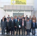 ORTAÖĞRETİM - Erciş'te Lise Müdürleri Bir Araya Geldi