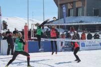 VOLEYBOL FEDERASYONU - Erciyes Avrupa Kar Voleybolu Kupası Başlıyor