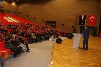 ÖZEL GÜVENLİK GÖREVLİSİ - Erzincan'da Bin 350 Özel Güvenlik Görevlisine Yönelik Eğitim