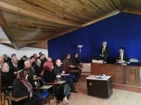 YUMURTA - Fatsa'da TKDK Toplantısı