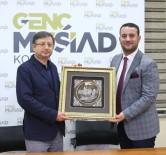 KARATAY ÜNİVERSİTESİ - Genç MÜSİAD 'Anadolu Liderlik Modeli Alim-18' Projesini Yeniden Başlattı