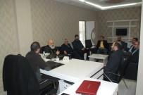 AHMET GENÇ - HÜDA PAR'dan 10 Ocak Çalışan Gazeteciler Günü Ziyaretleri