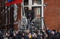 EKVATOR - İngiltere Assange'a Diplomatik Statü Vermeyi Reddetti