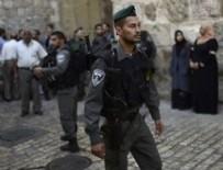 POLİS MERKEZİ - İsrail Polisi Bir Türk Vatandaşını Gözaltına Aldı
